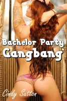Cover for 'Bachelor Party Gangbang (A Reluctant and Very Rough Gangbang Story)'