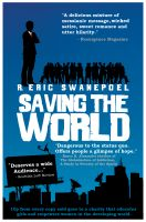 Cover for 'Saving the World'