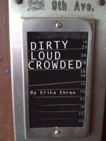 Cover for 'Dirty Loud Crowded'