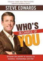 Cover for 'Who's In Charge Of You?'