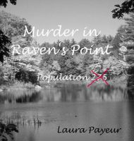 Cover for 'Murder in Raven's Point'