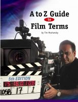 Cover for 'A to Z Guide to Film Terms'
