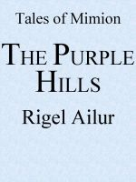 Cover for 'The Purple Hills'