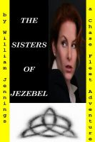 Cover for 'The Sisters of Jezebel'
