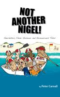 Cover for 'Not Another Nigel!'