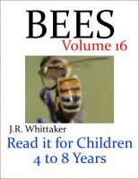 Cover for 'Bees (Read it book for Children 4 to 8 years)'