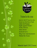 Cover for 'Literary Lunes Magazine, March/April 2012 Issue'