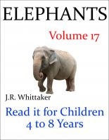 Cover for 'Elephants (Read it book for Children 4 to 8 years)'