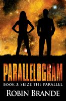 Cover for 'Parallelogram (Book 3: Seize the Parallel)'