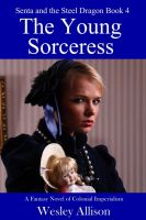 Cover for 'The Young Sorceress'