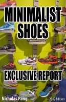 Cover for 'Minimalist Shoes: Exclusive Report'