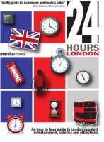 Cover for '24 Hours London'