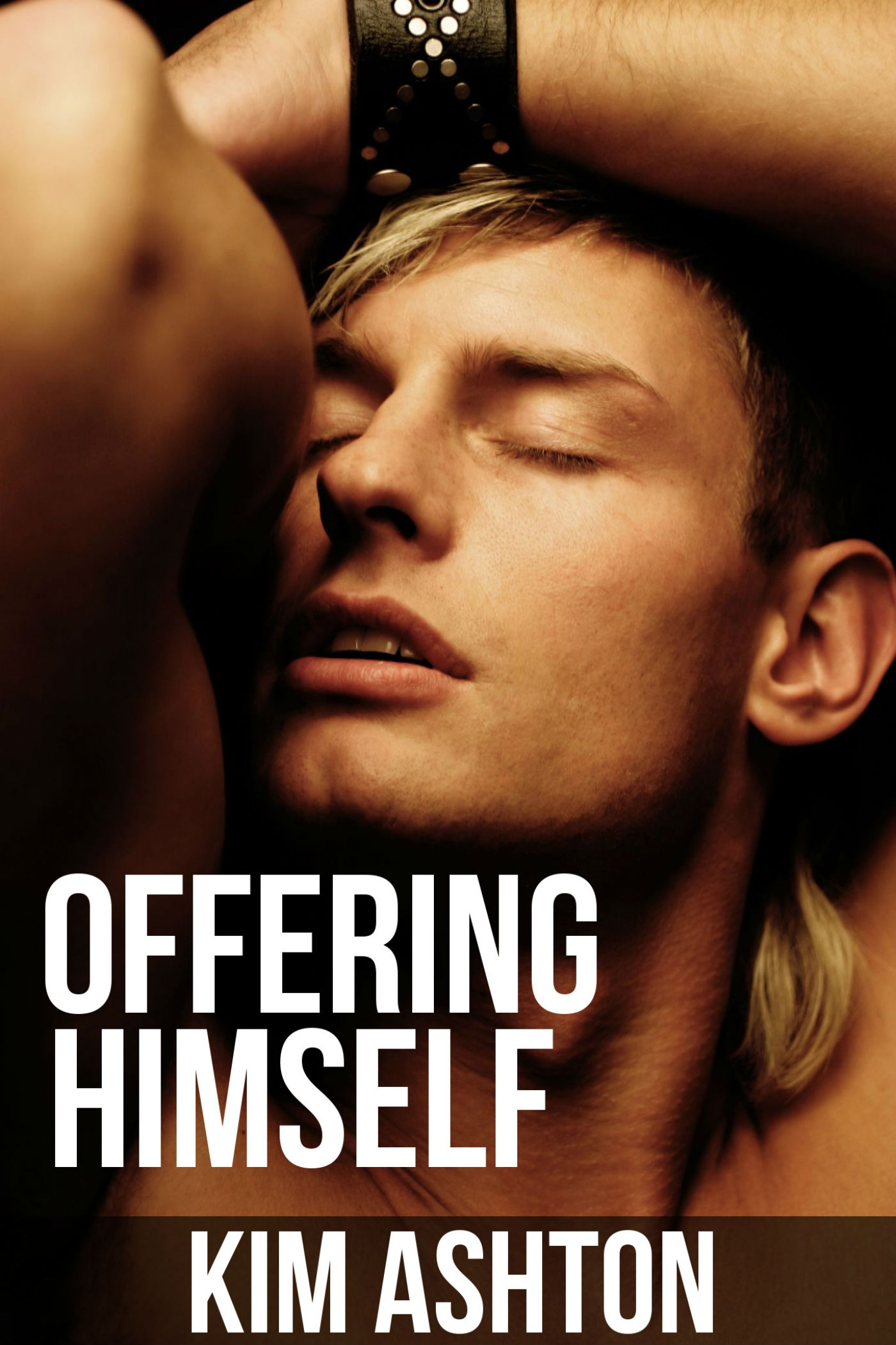 Kim Ashton - Offering Himself (Gay Erotic Romance, BDSM Erotica)
