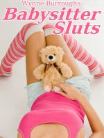 Cover for 'Babysitter Sluts, An Erotica Collection'