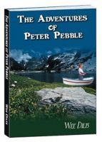 Cover for 'The Adventures of Peter Pebble'