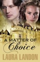 Cover for 'A Matter of Choice'