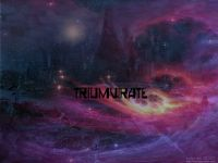 Cover for 'TRIUMVIRATE-sins of the father'