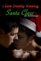 Cover for 'I Saw Daddy Kissing Santa Claus'