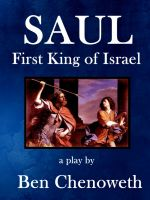 Cover for 'Saul, First King of Israel'