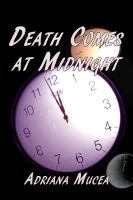 Cover for 'Death Comes at Midnight'