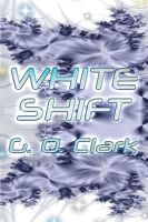 Cover for 'White Shift: science fiction poetry'