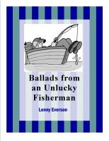 Cover for 'Ballads from an Unlucky Fisherman'
