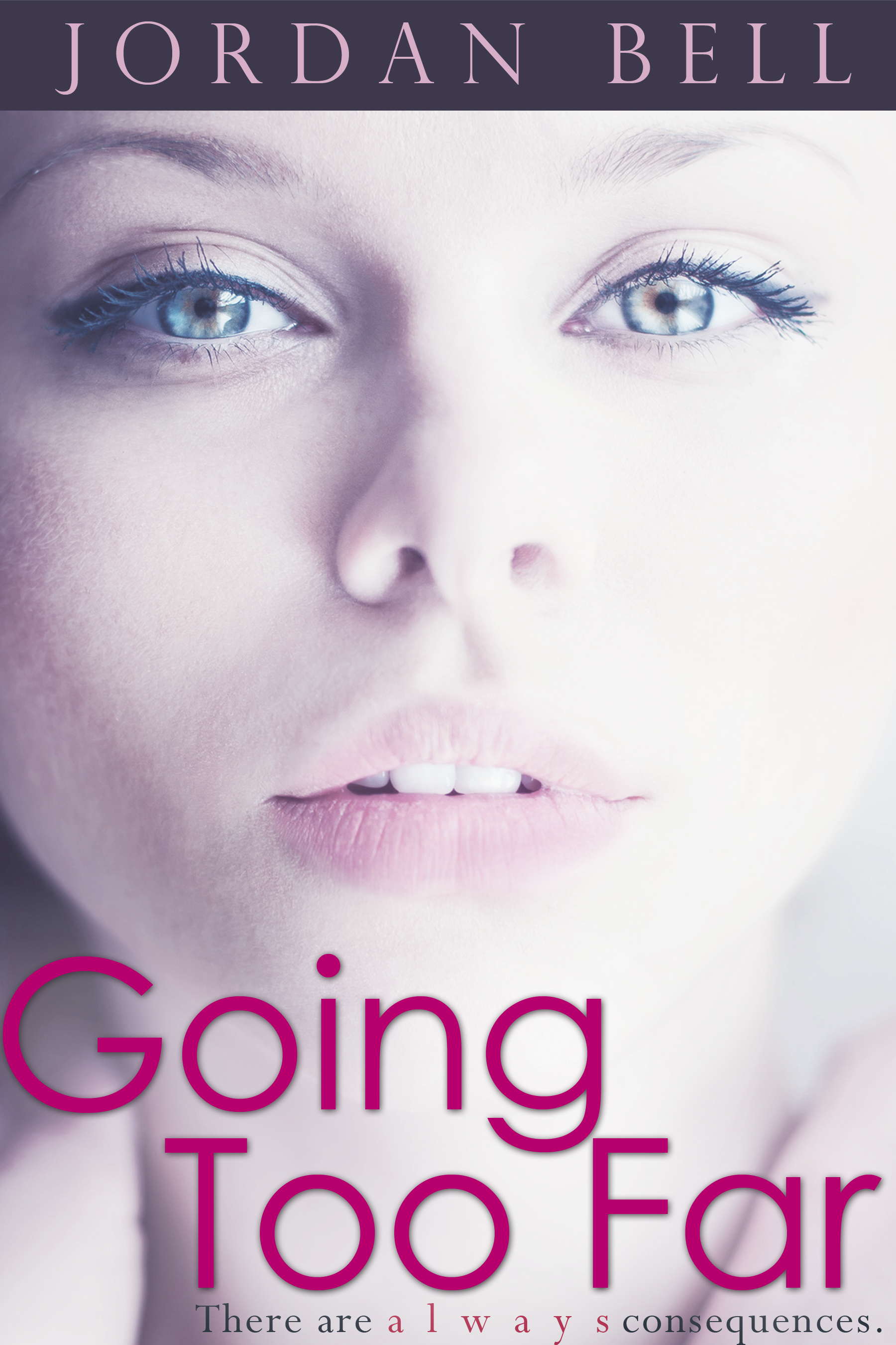 Jordan Bell - Going Too Far (The Curvy Submissive)