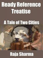 Cover for 'Ready Reference Treatise: A Tale of Two Cities'