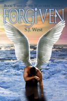 Cover for 'Forgiven (Book 3, The Watchers Trilogy; Young Adult Paranormal Romance)'