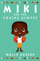 Cover for 'Miki and the Boxing Gloves'