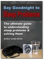 Cover for 'Say Goodnight to Sleep Problems'