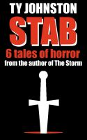 Cover for 'STAB: six tales of horror'