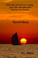 Cover for 'Novel Ideas'