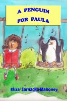 Cover for 'A Penguin for Paula'