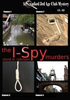 Cover for 'The I-Spy Murders'