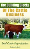Cover for 'The Building Blocks of the Cattle Business: Beef Cattle Reproduction'
