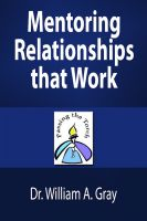 Cover for 'Mentoring Relationships that Work'
