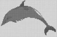 Cover for 'Dolphin Cross Stitch Pattern'