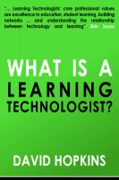 Cover for 'What is a Learning Technologist?'