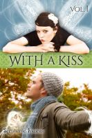 Cover for 'With a Kiss'