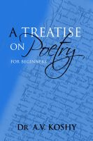 Cover for 'A Treatise on Poetry for Beginners'