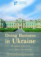 Cover for 'Doing Business in Ukraine'