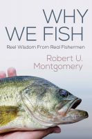 Cover for 'Why We Fish'