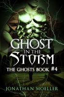 Cover for 'Ghost in the Storm'
