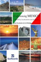 Cover for 'Experiencing Mexico (Volume I)'