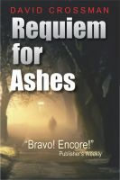 Cover for 'Requiem for Ashes - the first Albert mystery'