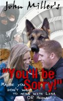 "Cover for '""You'll be Sorry!""'"
