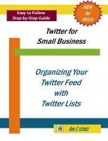 Cover for 'Organizing Your Twitter Feed with Lists'