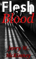Cover for 'Flesh & Blood'