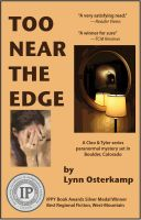 Cover for 'Too Near the Edge'